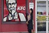 Diners say not biting on KFC's China revival campaign