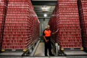 Coca-Cola Spilts North America Business in Two