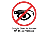 Customer Asked to Leave Local Business Over Google Glass Policy