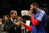 Watch This Highlight Reel of Andre Drummond Absolutely Dominating the Milwaukee Bucks