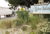 Car tag scanners would track Tybee, Ga., tourists