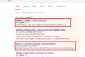 GoAir sues IndiGo airlines over booking site name issue