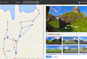 Google allows travellers to create their own StreetView