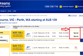 [UPDATE] Tigerair Australia tells travellers not to book flights with eDreams