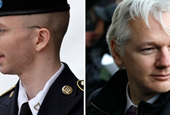 It's Not a WikiLeak: Assange-Manning Chat Logs Surface on Army Website