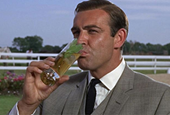 James Bond Drank About Six Cocktails A Day