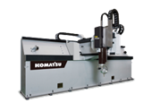 Komatsu Announces Advancements to NTC TLH Fiber Laser Cutting System
