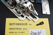 Industrial Buttonhole Attachment
