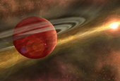 How the Heck Did This Exoplanet Get Where It Is?