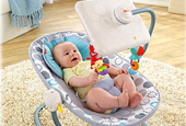 Group Wants Mattel to Recall a Newborn Bouncy Chair With Built-in iPad Holder
