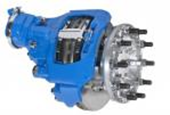 Kenworth makes Bendix front air disc brakes standard