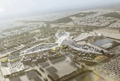 Masterplan for Dubai's Expo 2020 bid led by HOK