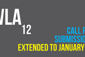 WLA Landscape Architecture Magazine | Call for submissions | WLA 12 | UPDATE