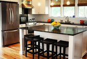 2014 Kitchen Trend: Dramatic Black Counters