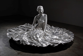Amazing Aluminum Wire Sculptures by Seung Mo Park