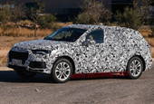 Spy Shots: Audi Q7 testing gives us clearer view of new look