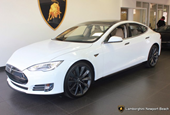 Someone Bought a Tesla Model S With Bitcoins